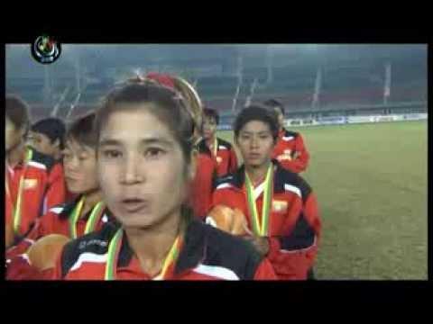 DVB - Voices of Myanmar Women Football Team