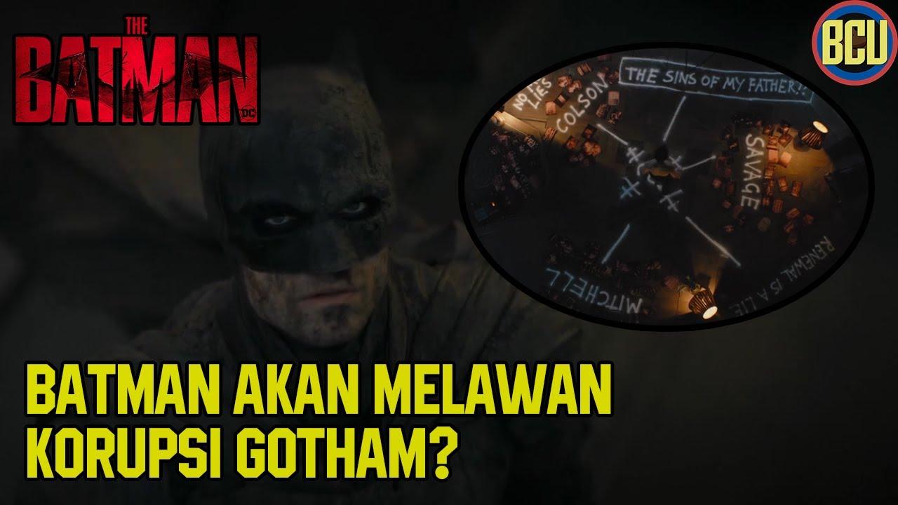 Download TEKA-TEKI RIDDLER TERUNGKAP !! BATMAN BAKAL MELAWAN KORUPSI DI GOTHAM   THE BATMAN TRAILER BREAKDOWN
