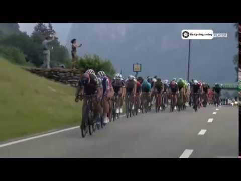 Tour de Suisse 2017 - Stage 5 - Finish