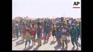 ERITREA: ETHIOPIA: FIGHTING INTENSIFIES