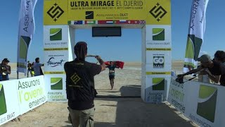 Moroccan competitor victorious in Tunisia's first ultra-marathon