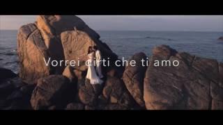 Matteo Bellu - Vorrei (Lyric Video)