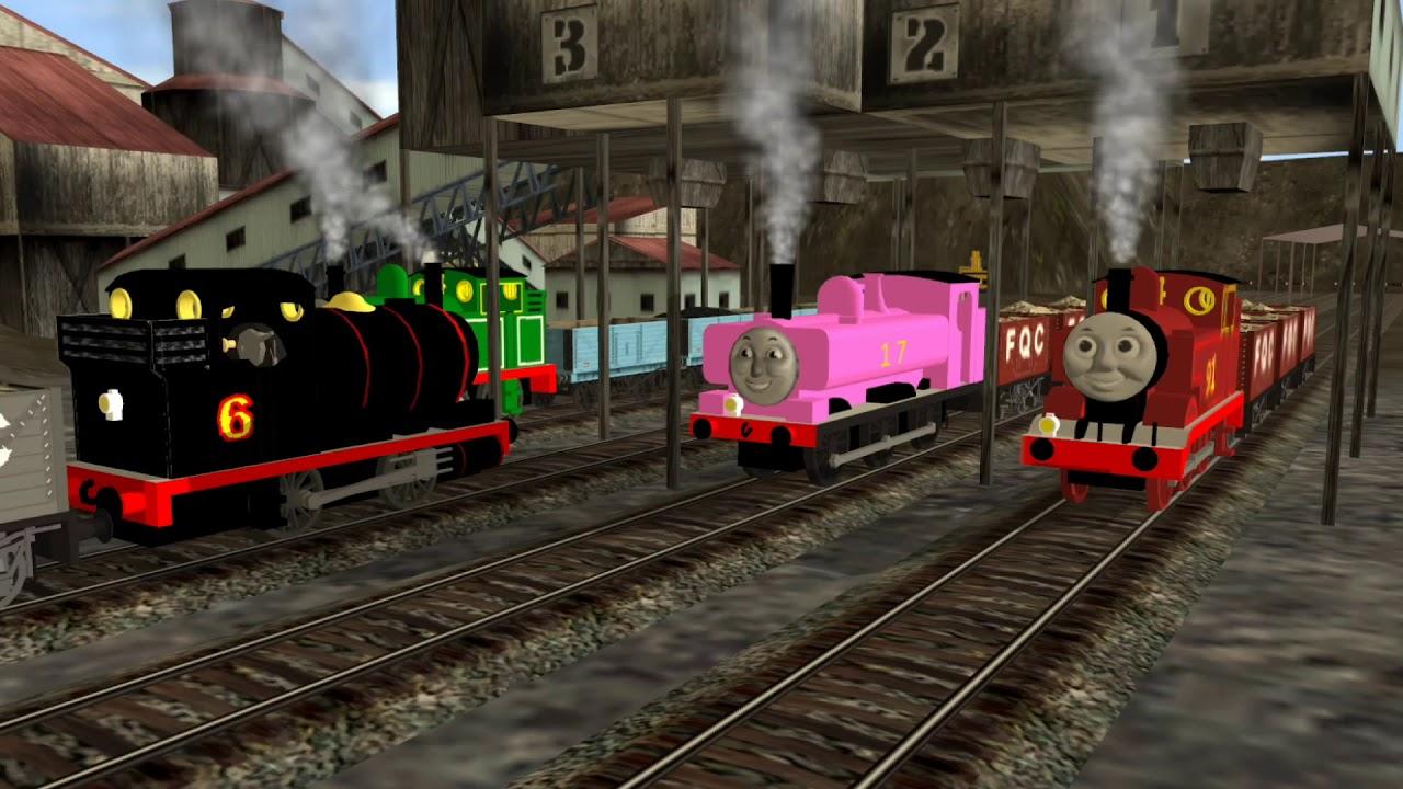 Thomas the Trainz Engine: Break My Stride (Instrumental Scenes)