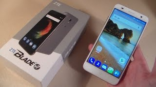мобильный телефон ZTE Blade V7 Max обзор