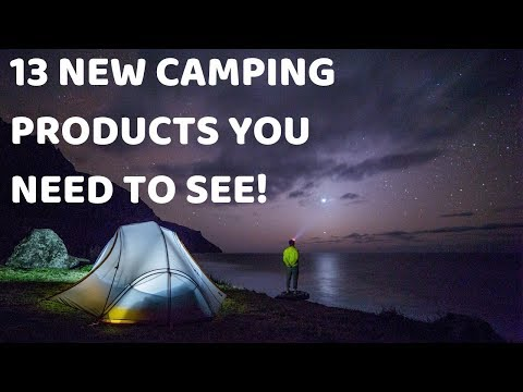 13 New Outdoor Gear Products That You Need To See!