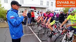 Всероссийские соревнования по велоспорту 2017