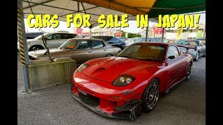 Cars for Sale in Japan Part 14