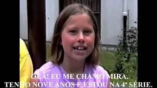 Esperanto com Crianças   Legendado Português BR