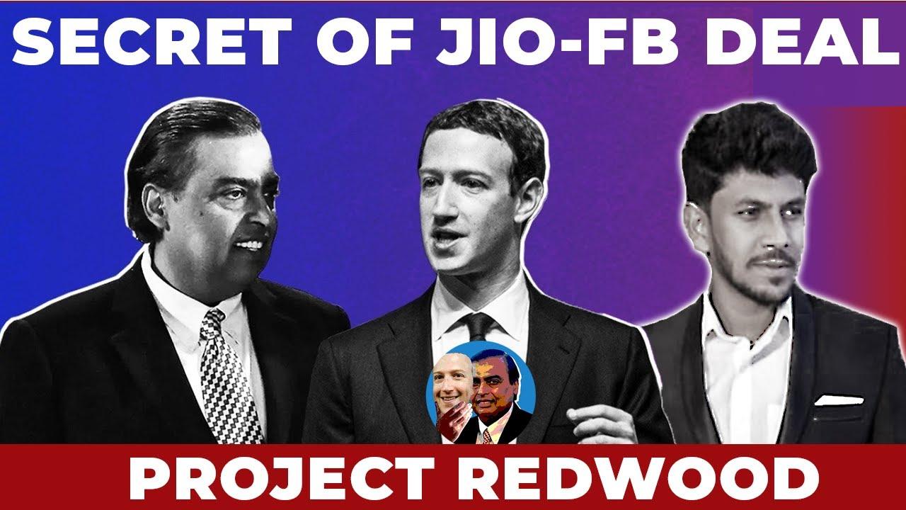 SECRET DEAL of Reliance Jio Facebook $5.7 Billion 43,574 Crore ...