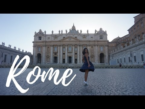 What to do in Rome, Italy | Vatican City