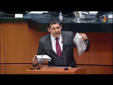 Prohibir en el transporte público  propaganda electoral,  plantea Alejandro Armenta