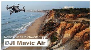 DJI Mavic Air Reichweitenprobleme und Kalibrierungsprobleme gelöst