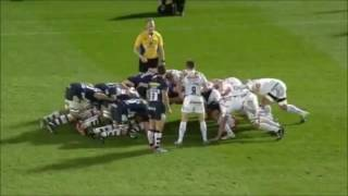 The Scrum a Rugby Union Tribute
