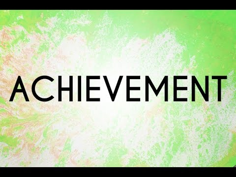 achievement word means words achieving and attainment resume - words for achievement