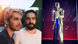 München: Tokio Hotel bleiben die Zuschauer weg. Kleine Halle nur zu...