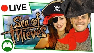 Sea Of Thieves Livestream | Xbox On Live!