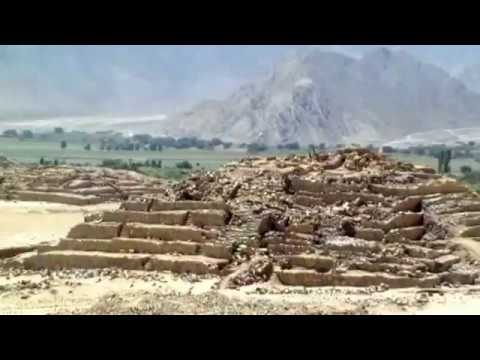 The Sacred City of Caral - 5,000 Years Old Pyramids