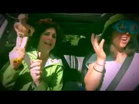 ATX Carpool Karaoke - It's Raining Men.