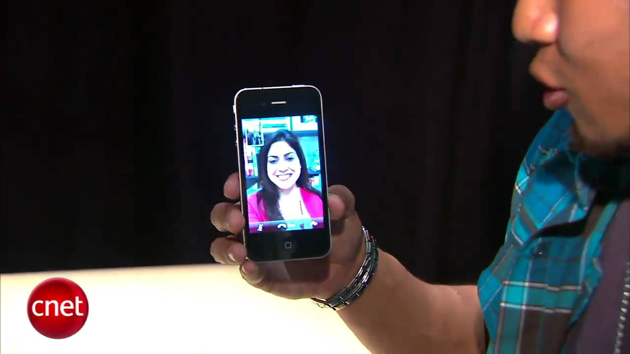 iphone 4 facetime look iphone 4 and facetime 10856