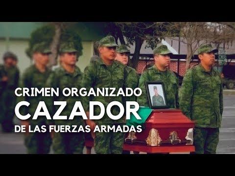 Militares se convierten el la presa del crimen organizado