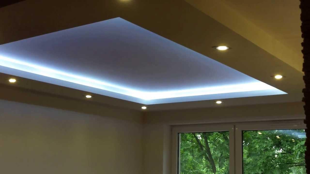 Sufity Podwieszane Oświetlenie Led Promaxx Firma Remontowa Krakowpl
