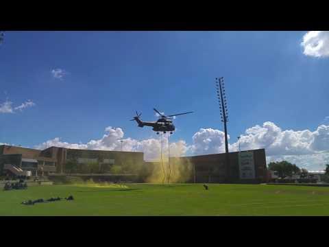 SANDF Full Demonstration [HD, Raw Cut]