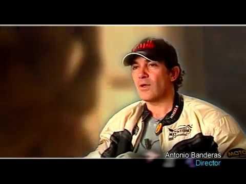 El Camino de los Ingleses de Antonio Banderas   Making of