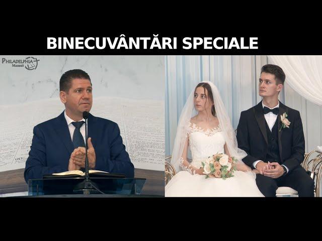 Marius Livanu    Binecuvântări speciale