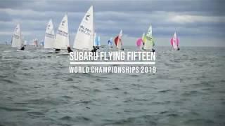 Subaru Flying Fifteen World Championships 2019 - Racing