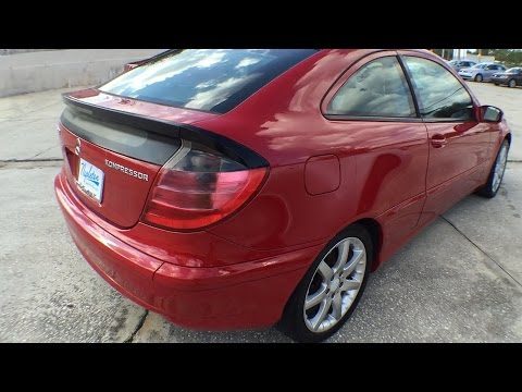 2004 mercedes benz c class sanford daytona deland for Mercedes benz sanford florida