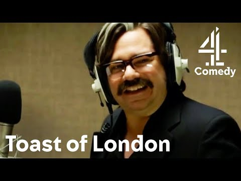 Fire the Nuclear Weapon | Toast of London | Channel 4 Comedy