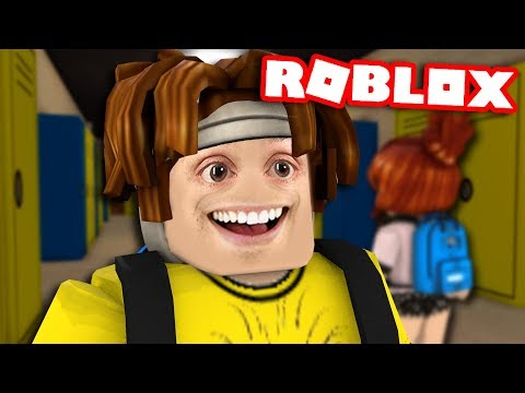 This ROBLOX HIGH SCHOOL Made Me SUPER SCARED UWU...