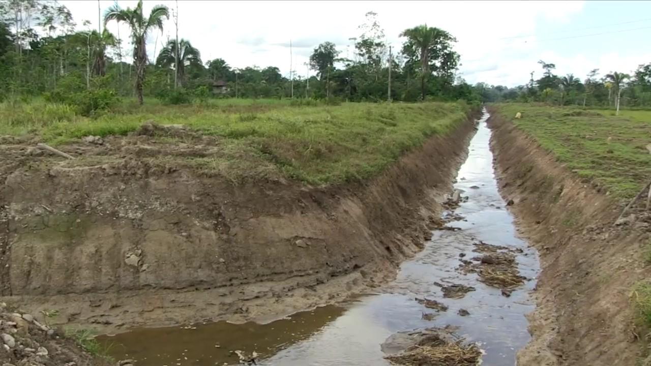 Riego y drenaje agricola youtube - Drenaje mesa de cultivo ...