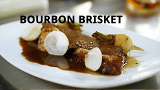 Chef Ed Lee's Bourbon Brisket Recipe