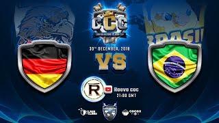 Germany vs Brasil | Clash Of Clans