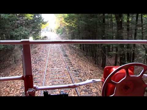 New Hampshire Switcher Train, free ride!