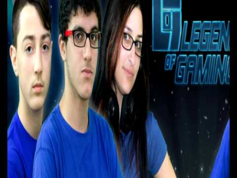 Legends of gaming israel - the gamers