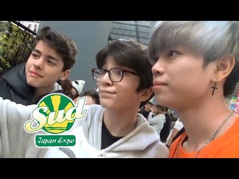Vlog Japan Expo Sud !!! 1er rencontre avec 1 abonné  !!
