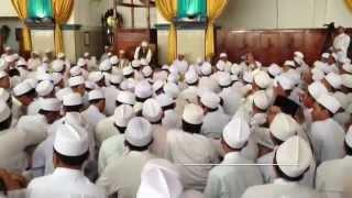 Shalawat Burdah Maulidurrasul SAW PP Al Fithrah Surabaya 2015