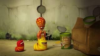 LARVA - Season 1 Episode 91 - 104 | Full Episodes Compilation | Happy Kids - Funny Cartoons