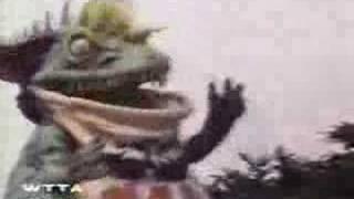 Terror Toad Eats Yellow Ranger - Vore