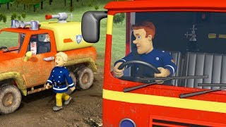 Fireman Sam US New Episodes HD | Disasterous Dilys | Episodes Compilation 🚒 🔥 Kids Cartoon