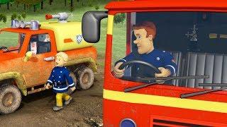 Fireman Sam US New Episodes HD | Disasterous Dilys | Episodes Compilation 🚒 🔥 Kids Cartoon