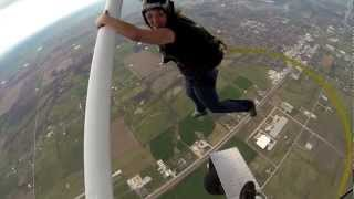 SKYDIVE FROM 3,500 FEET
