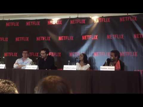 Narcos Cast at Netflix Latin American Press Conference 1 thumbnail