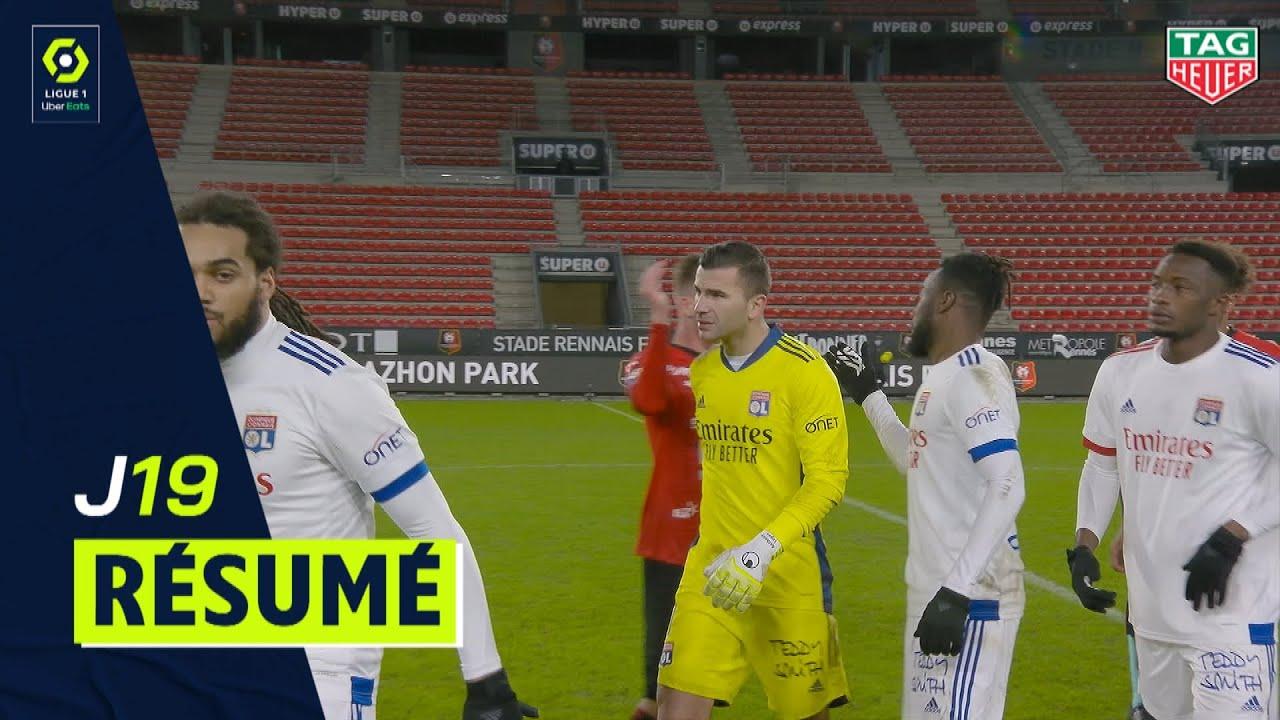 Download Résumé 19ème journée - Ligue 1 Uber Eats / 2020-2021