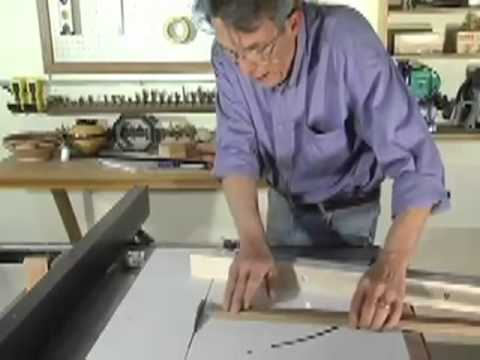 "Dubby Sled: ""Cutting Pieces for Segmented Woodturning Projects"""