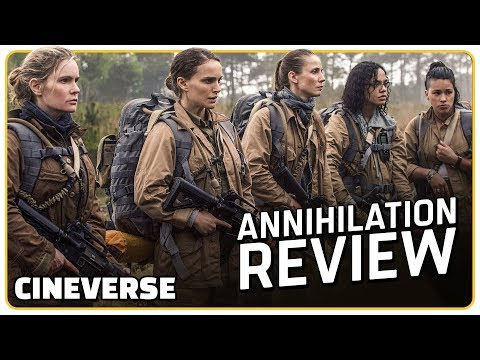 Annihilation Demonstrates Exceptional Sci-Fi, Mute (Review) - Cineverse