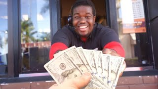Tipping Drive Thru Workers $1,000