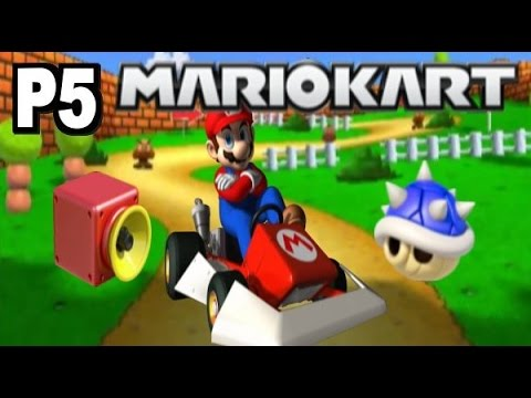 My 5 Personal Favorite and Hated Mario Kart Power Ups